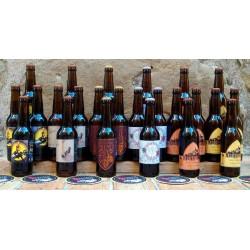 Box 24 bières 33cl