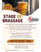 Stage Brasseur
